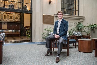 35428 David Laub Civic Newman Fellowship March 2019