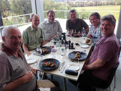 2013 December - Melbourne Cricket Trip