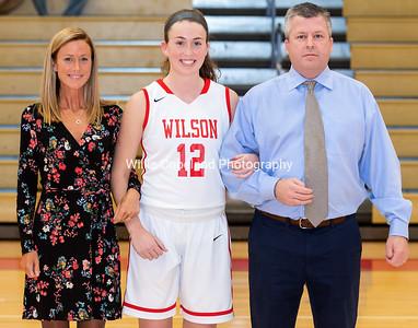 Wilson Girls seniors 2019