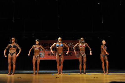 Women's Physique Comparisons & Awards