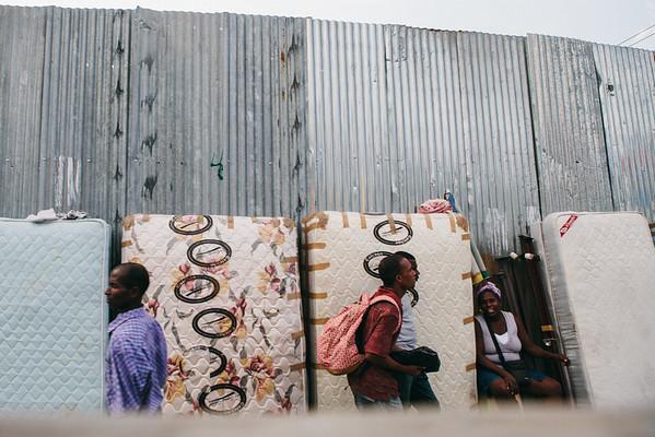 HAITI STREET IMAGES // 2012