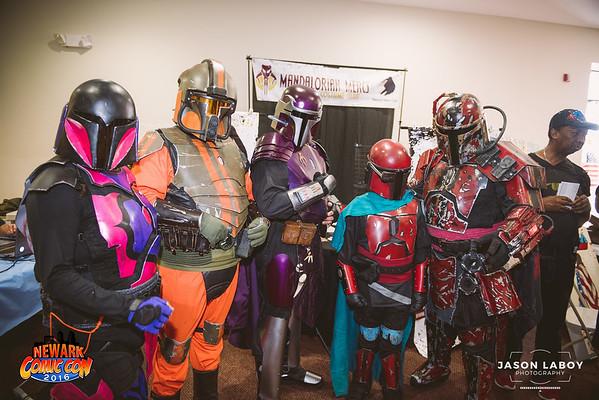 Newark Comic Con 2016