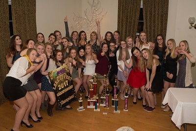 Warren Cheer Banquet 03/09/17