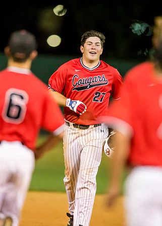 Canyon Varsity VS New Braunfels Varsity Baseball Perez