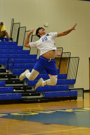Varsity Boys Volleyball 3-14-19
