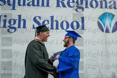 2017 WRHS Graduation