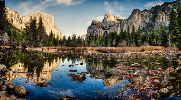 Yosemite Reflected
