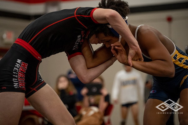 Wrestling at Granite City High School