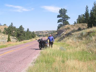 2007 Casper WY Historical Trail Center