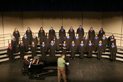 Jenna Senior Choir