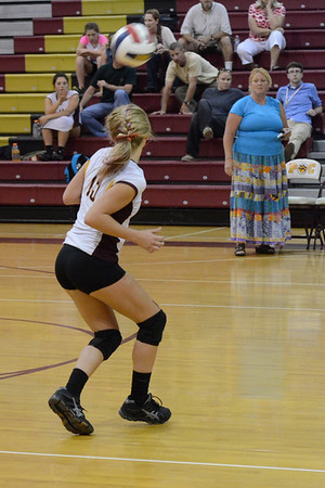 PCHS JV Volleyball 090913 vs Galax Home