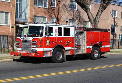 Highlands Engine 33