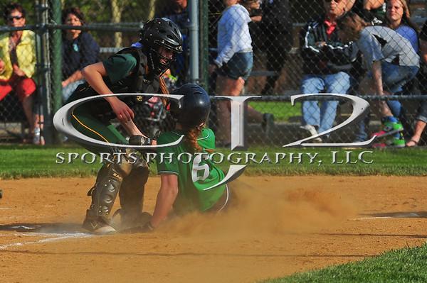 4-26-2013 Woodgrove at Loudoun Valley Softball (Varsity)