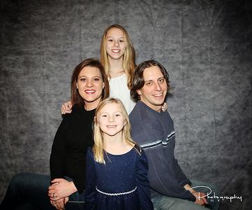 Detray Family Portraits