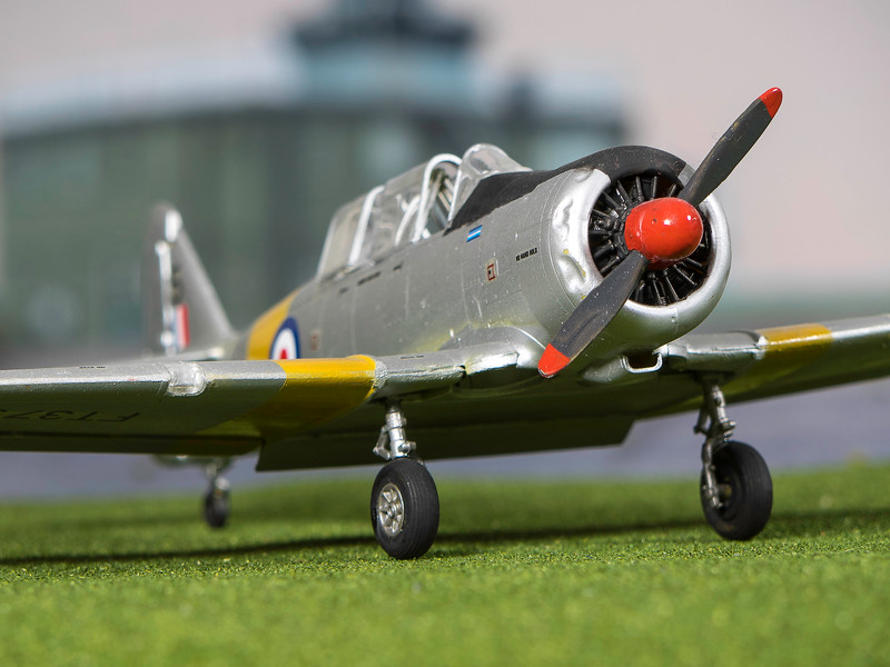 1-48 scale RAF Harvard trainer  (24).JPG