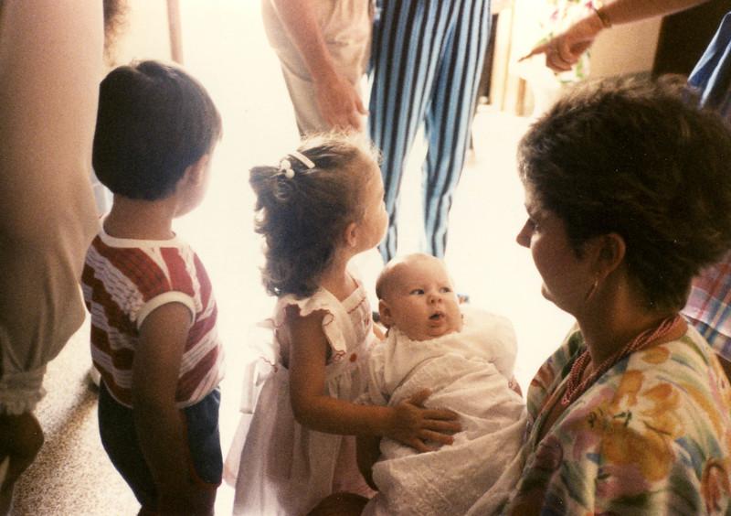 Christina's Baptism
