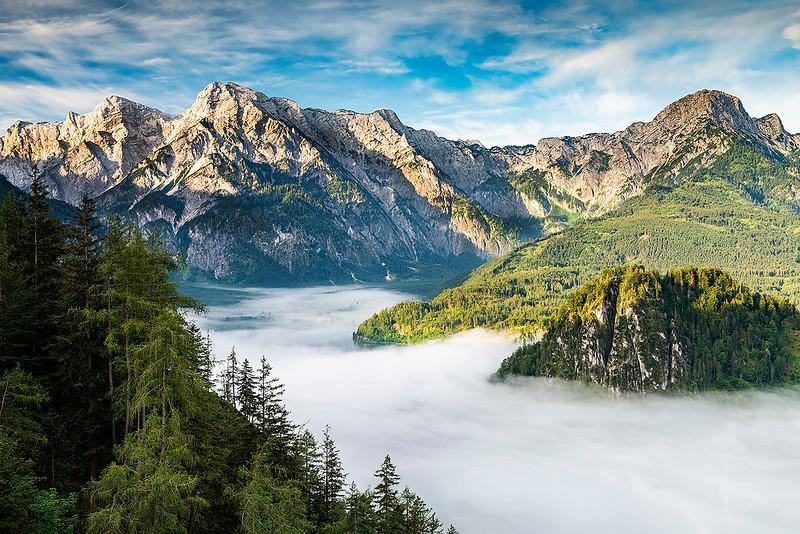 Blick aufs Tote Gebirge