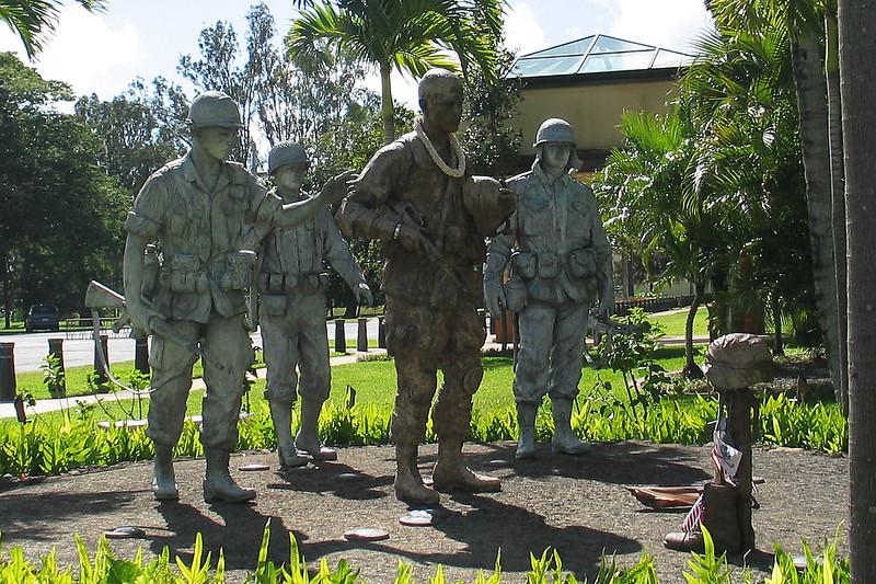 Pearl Harbor-Military Memorial