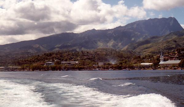 (8) Tahiti (September 1983)