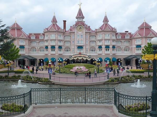 Disneyland Paris (May 7, 2012)