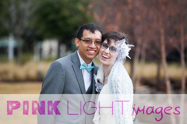 WEDDING: Michael & Ellie - 12/28/19
