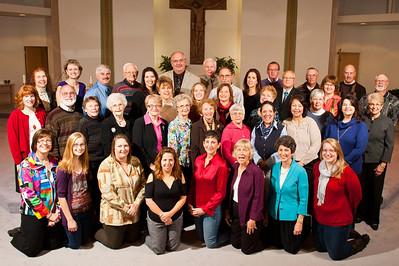 2012 ABVM Liturgy Ministry