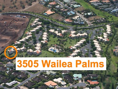 Wailea Palms 3505