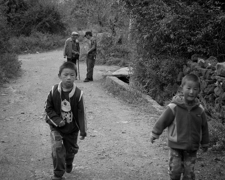 Chinese Villagers