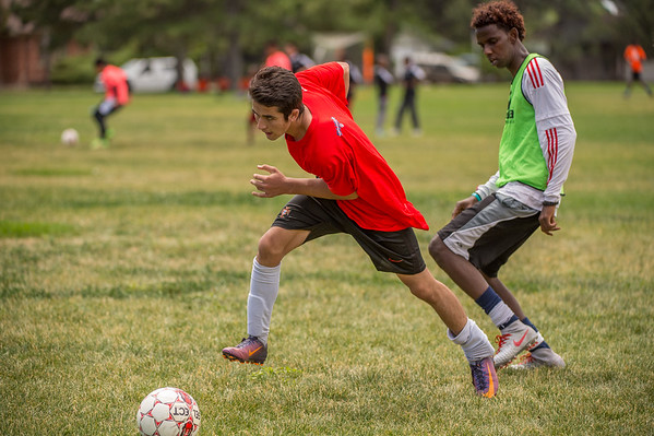 2nd Annual World Refugee Day Intl Soccer Tournament w / Soccer Without Borders &  Nyakko Rush Soccer Club