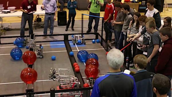 robots video
