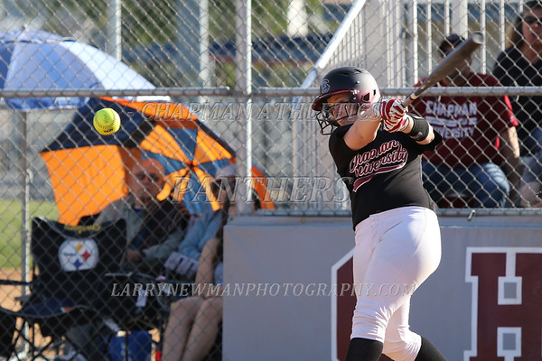 SOFTBALL vs. La Verne 2-17-18