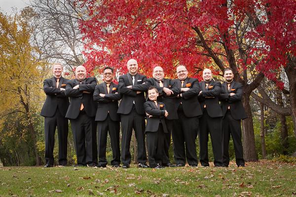 Beard Wedding