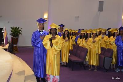 Academy Charter Graduation - June 21,2017