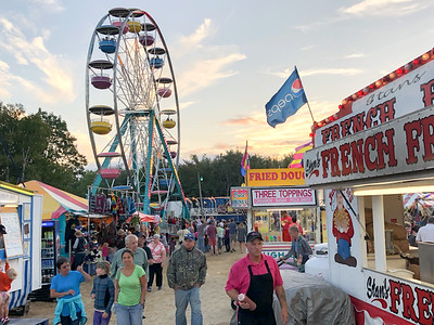 Blue Hill Fair 2018
