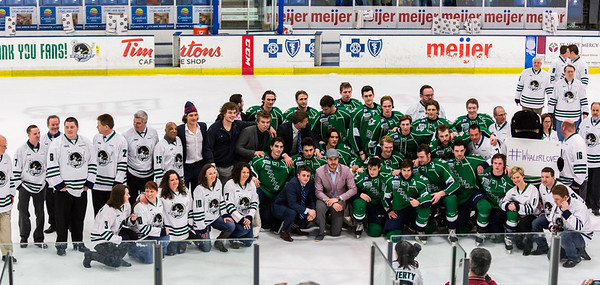 Plymouth Whalers FInal Game - March 21, 2015