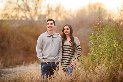 Evelyn & Roman photo session 11/25/19