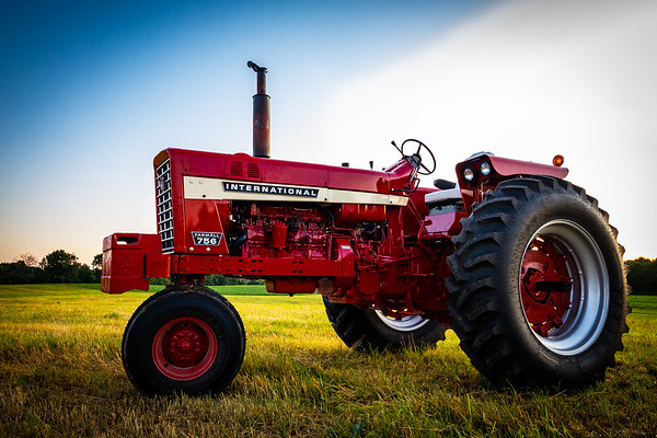 NorthWood FFA Tractor