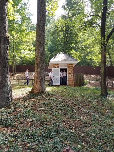 Interactive History - Monticello & Michie Tavern