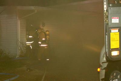 09-10-11 Conesville FD House Fire