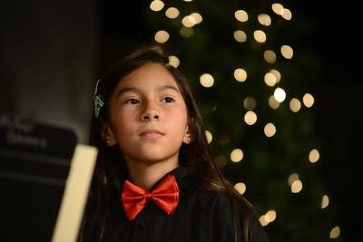 St Frances Christmas Recital 2014