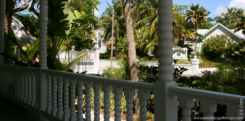 Scenes From the Dewey House/La Mer Bed & Breakfast (Key West)