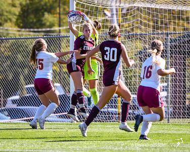 Park Univ. Women's Soccer vs Evangel Univ. 2020