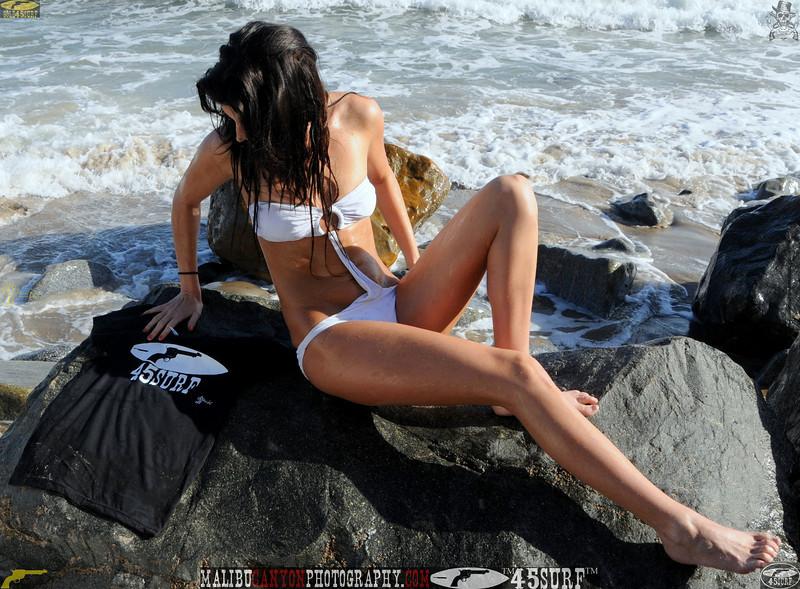 beautiful woman sunset beach swimsuit model 45surf 827.657