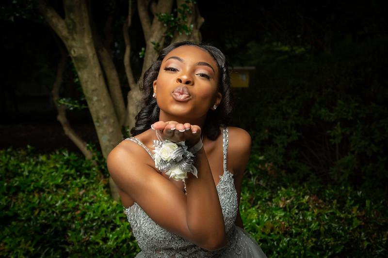 Austin's Prom Portraits