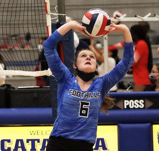 2021 girls volleyball catalina foothills tucson