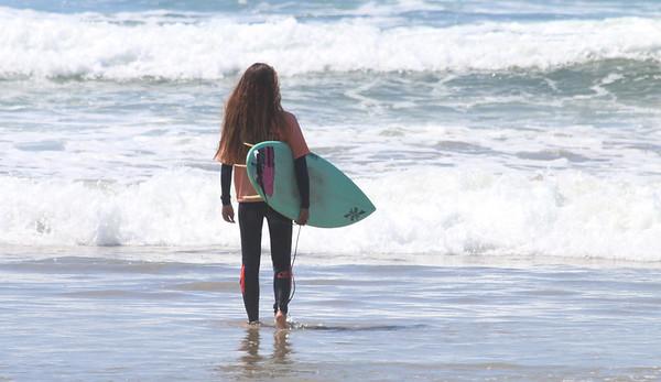 2016 Scholastic Surf Series - Huntington Beach Pier 4-2-16