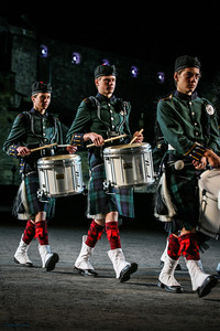 The 2012 Royal Edinburgh Military Tattoo