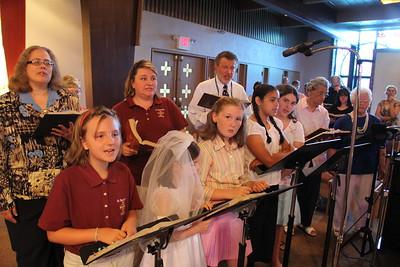St. Barnabas Pastoral Visit 2010