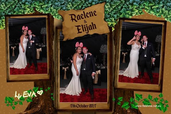 Raelene & Elijah's Wedding - 7 October 2017