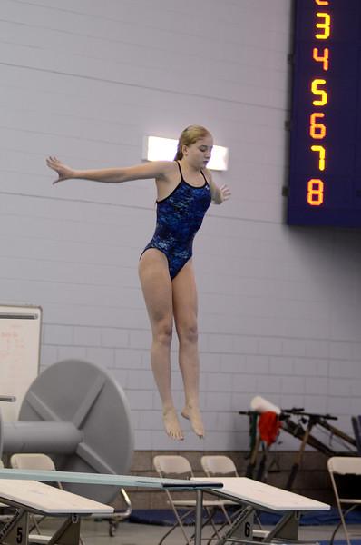 Oswego Girls Swim and Dive Team 2014